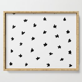 stars Serving Tray