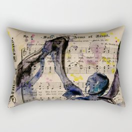 Calling All Angels No. 46 Rectangular Pillow