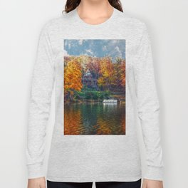 House on the Lake Long Sleeve T-shirt
