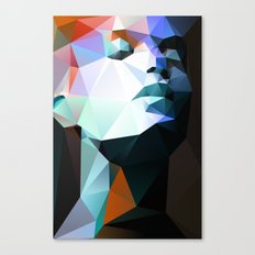 Wild for the night 01. Canvas Print