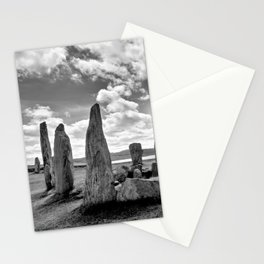 Stone Circle Callanish Stones Stationery Cards