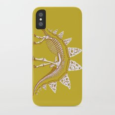 Pizzasaurus Awesome! Slim Case iPhone X
