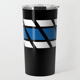 Team Colors 4...Royal Blue Travel Mug