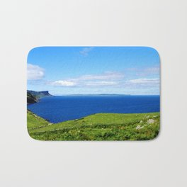 Antrim Coast. Ireland Bath Mat