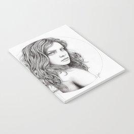 JennyMannoArt Graphite drawing Notebook