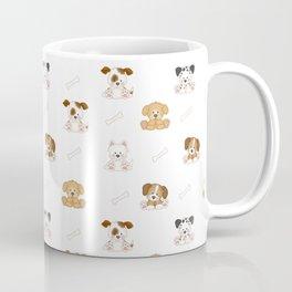 Puppy Dog Baby Nursery Wall Art Coffee Mug