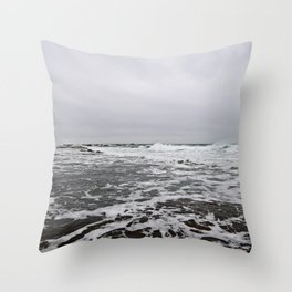After the Wave Throw Pillow