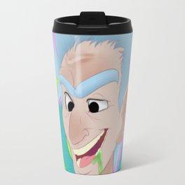 RIIIIICK T-Shirt Travel Mug