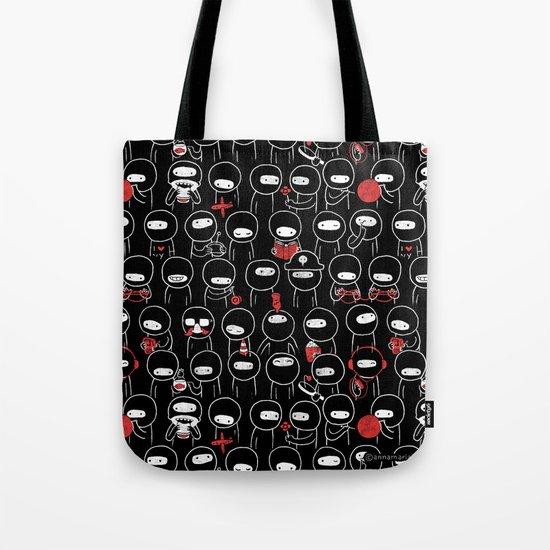 Procrast-Ninjation Tote Bag