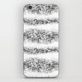 Butterfly Stipe iPhone Skin