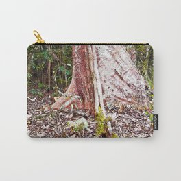 Buttress root in the rainforest Carry-All Pouch