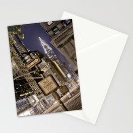 Chrysler Building - New York Artwork / Photography Stationery Cards