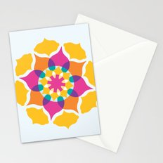 Majestic Swirl Stationery Cards