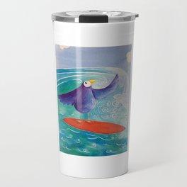 Surfs Up! Travel Mug