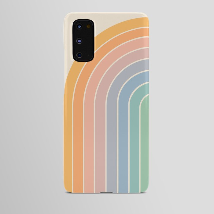 Gradient Arch - Rainbow III Android Case