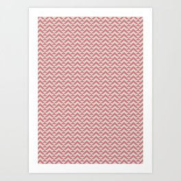 Geometric Pattern #008 Art Print
