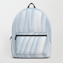 Fanned blue Backpack