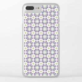Turning Cogwheels Clear iPhone Case