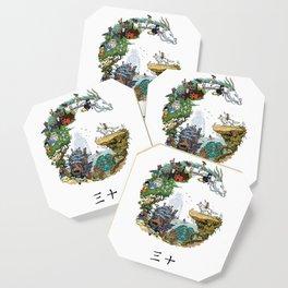 Studio Ghibli Coaster