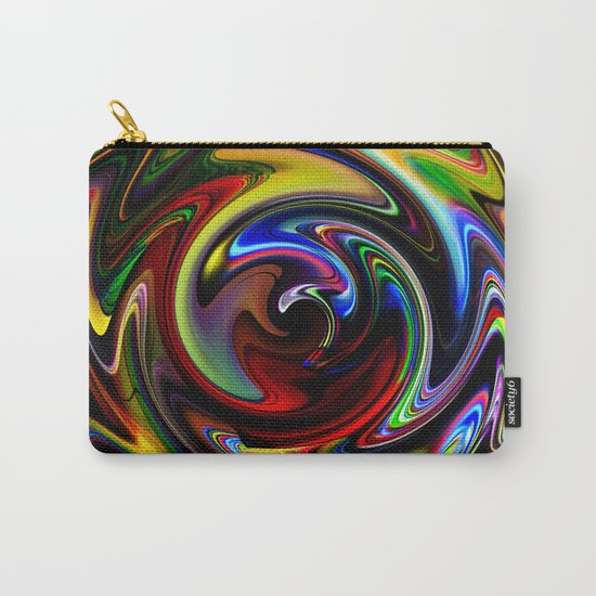 Abstract Perfection 54 Carry-All Pouch