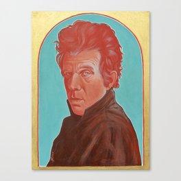 Tom Waits Canvas Print