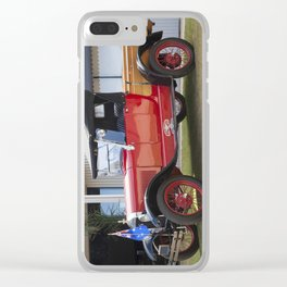 1926 Model T Ford Clear iPhone Case