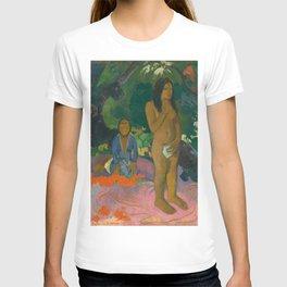 Classic Art - Words of the Devil - Parau na te Varua ino T-shirt