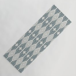 West End - Linen Yoga Mat