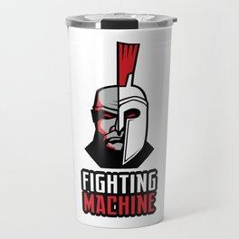 Fighting Machine  5 Travel Mug