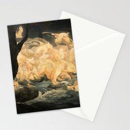 Hunter's Call Stationery Cards