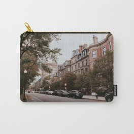Boston Streets // Carry-All Pouch