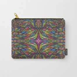 Stained Glas Carry-All Pouch