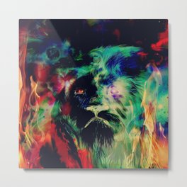 King of the Cosmos Metal Print