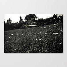 Through Death, Life Canvas Print