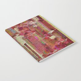 Textured Cityscape Notebook