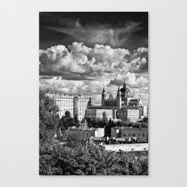 MADRID 04 Canvas Print