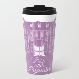 Jane Austen - Pride and Prejudice, Longbourn Travel Mug