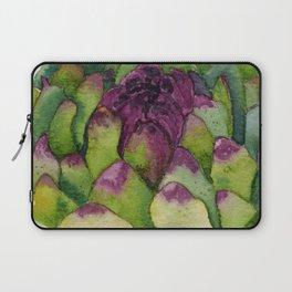 Watercolour Artichoke Laptop Sleeve