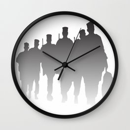 Deployment Wall Clock