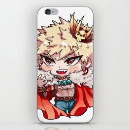 MHA Kacchan Fantasy ver by narurabbit iPhone Skin