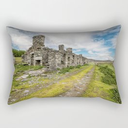 Cottage Ruin Rectangular Pillow