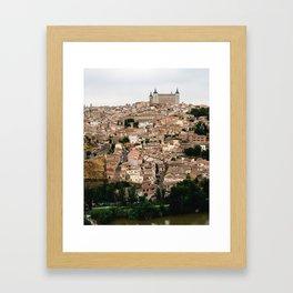 Holy Toledo Framed Art Print