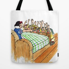 Not So Fast #1 Tote Bag