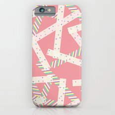 Washi [Pink] Slim Case iPhone 6s
