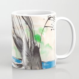 Ross River Rain Tree Coffee Mug
