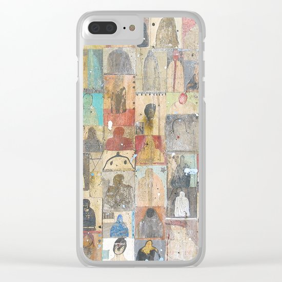 The People Want To Know Clear iPhone Case