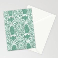 Arsenic and Clock Lace Stationery Cards
