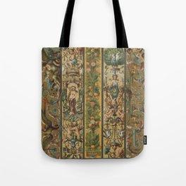 Renaissance Ornament Tote Bag