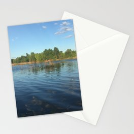 Along the Banks Stationery Cards