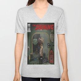 The Shining: Comic Cover Unisex V-Neck
